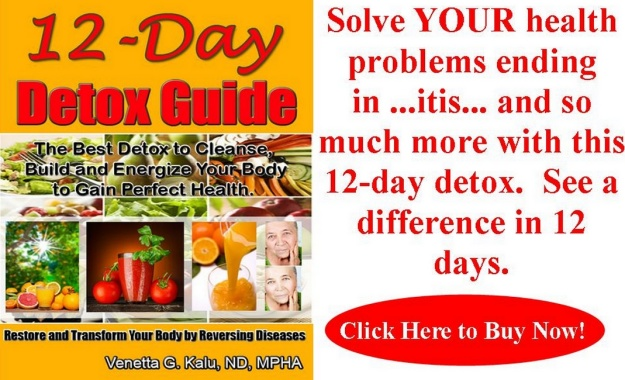 12-Day Detox Guide EBook