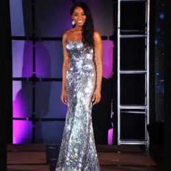 Ms. DC USA Pageant5 place winner.  L. White