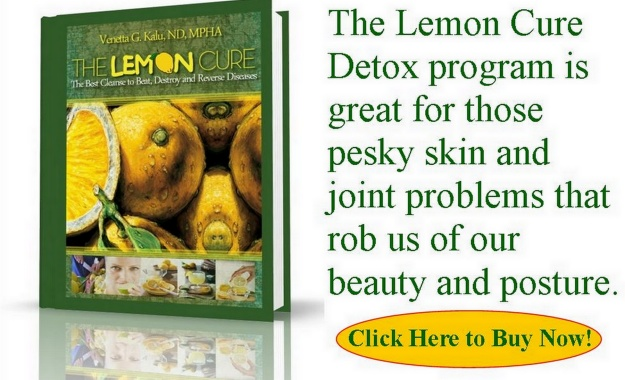 The Lemon Cure Detox EBook